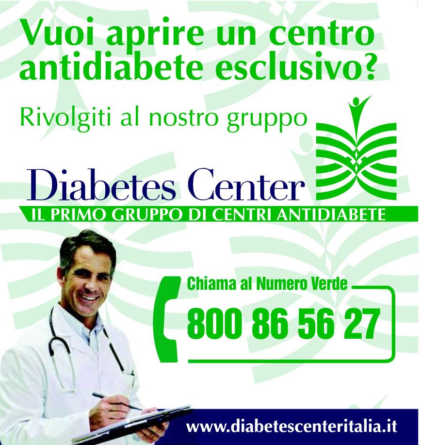 Centro per la cura del diabete in franchising